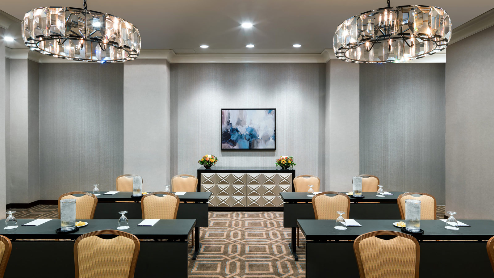 Sheraton Memphis Downtown Hotel - Azalea Meeting Room
